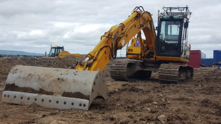 360 Degree Excavator CSCS Training Courses Throughout Ireland