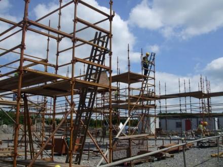 Scaffolding Training Courses Ireland