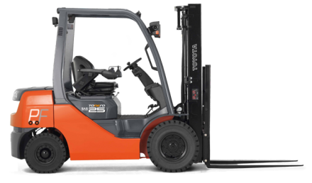 Industrial Counter Balance Forklift