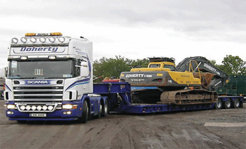 Low Loader Training Course image