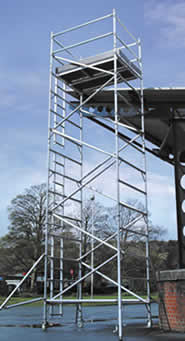 CSCS Mobile Access Tower Scaffold Training Courses in Ireland