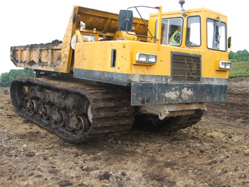 KTC Safety Provide Tracked Dumper Training Courses Throughout Ireland