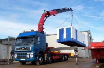 Lorry Mounted Cranes Training Courses in Ireland