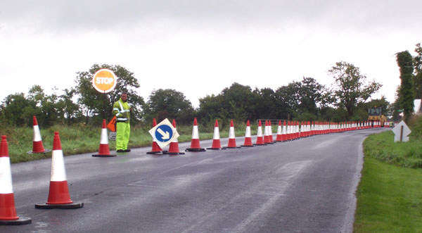 Health and Safety at Roadworks Course | Traffic Controller Training Course Ireland Ireland