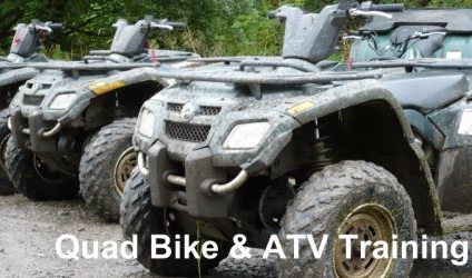 Quad Bike ATV Training Courses Throughout Ireland