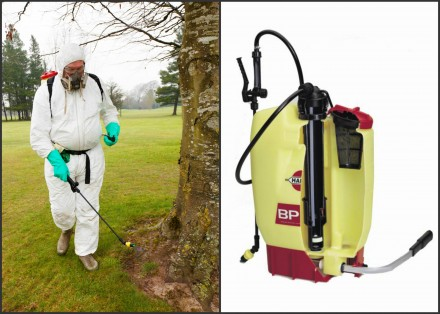 KTC Safety Provide Pesticides PA6A Knapsack Sprayer Training Courses Throughout Ireland