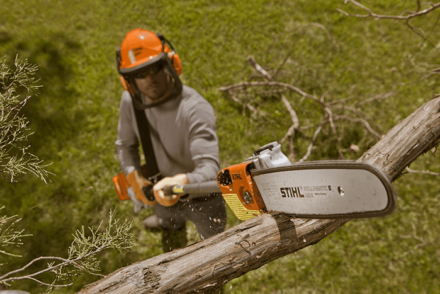 KTC Safety Providing Powered Pole Saw Pruners Training Courses in Ireland