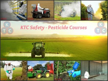 KTC Safety Providing PA1 Pesticides Training - Safe Handling & Application of Pesticides