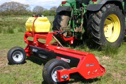 KTC Safety Provide Pesticides PA2F Mounted or Trailed Wick Type Applicator Training throughout Ireland