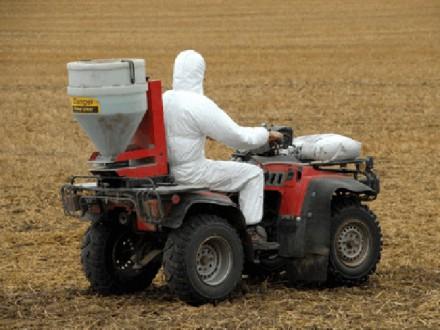 KTC Safety Provide PA4S Pesticides Slug Pellet Applicator Training Courses in Ireland