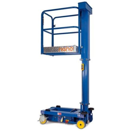 KTC Safety Provide Push Around Lift MEWP Training Courses in Ireland