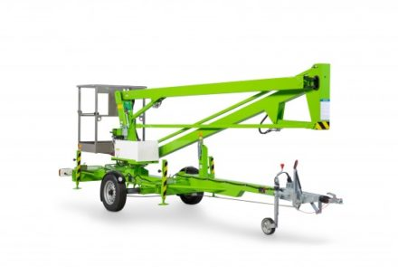 KTC Safety Providing Trailed or Trailer Boom MEWP Training Courses in Ireland