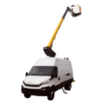 Van Mounted Boom MEWP Training Assessment Course