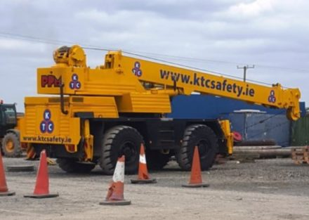 CSCS Mobile Crane Training Ireland