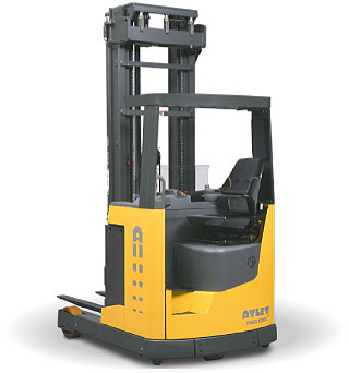 Reach Lift Truck Training Courses Throughout Ireland