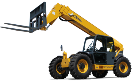 Telescopic (Rough Terrain) Forklift Courses Throughout Ireland
