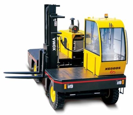 Side Loader Forklift Training Courses Throughout Ireland