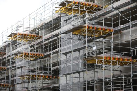 Advanced Scaffolding Training