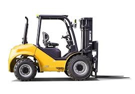 KTC Safety Provide Rough Terrain Forklift Training Courses in Ireland